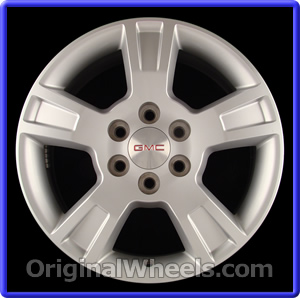 2008 GMC Acadia Rims  2008 GMC Acadia Wheels at OriginalWheels com 2007 2008 GMC Acadia