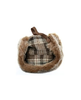 Orkney Tweed Luggy Closed Front