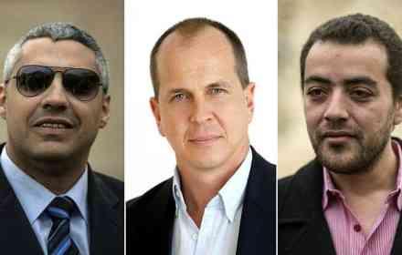 Egypt jails al-Jazeera journalists