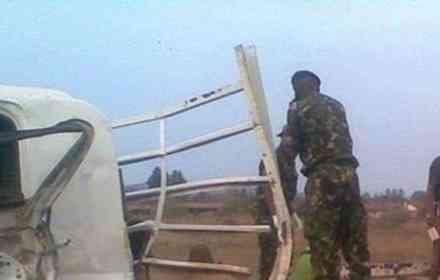 Swazi crash kills reed-dance women