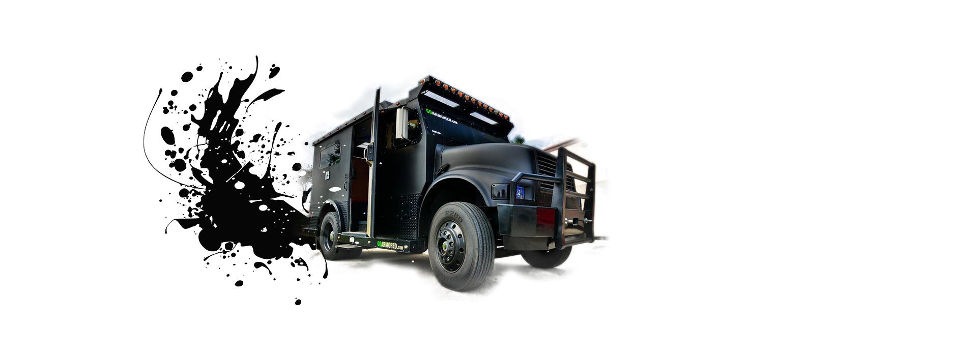 Custom specialty vehicles