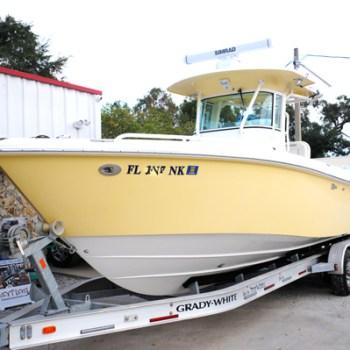 Everglades Boat