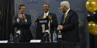 Johnny Dawkins, UCF