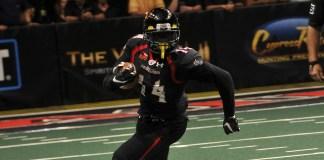 Brandon Thompkins, Orlando Predators