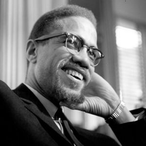 Malcolm X - Smiling