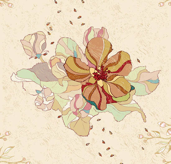 floral-vector31