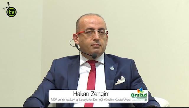 ... and Chipboard Manufacturers Association on behalf of Mr. Hakan Zengin