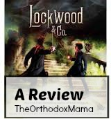 A Review of The Screaming Staircase: A Lockwood & Co Novel