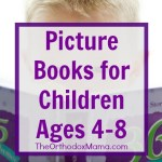 Summer Reading: Picture Books for Ages 4-8