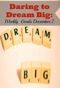 Daring to Dream Big