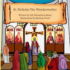 st. nicholas wonderworker