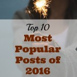 The Most Popular Posts of 2016