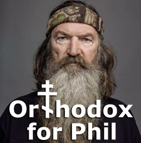Conservative Orthodox Christians stand with and support Phil Robertson and the entire Robertson family