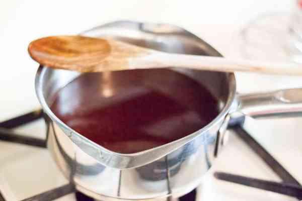 Meatloaf glaze