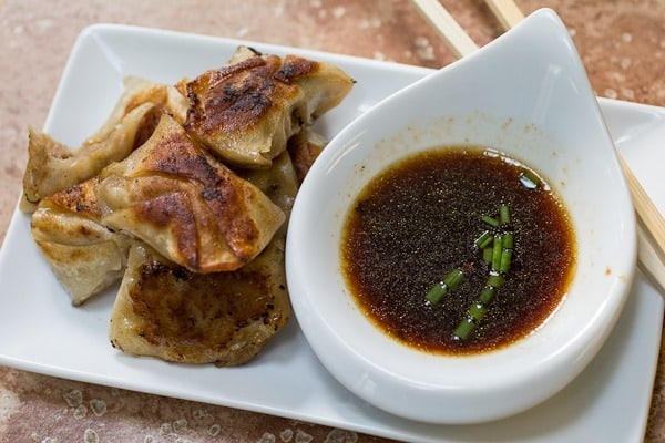 Sesame Pork Fried Dumplings-5