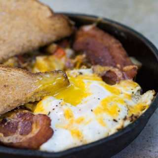 Country Kitchen Breakfast Skillet