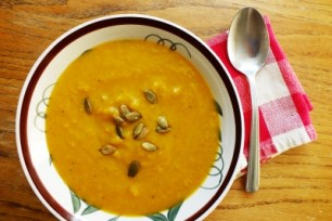 Oryana Pumpkin Soup