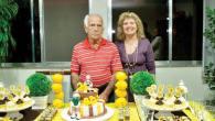Totonho e Clélia, um casamento de 50 anos e 3 filhos: Paulo César, Sônia e Sandra. Foto: Acervo da família
