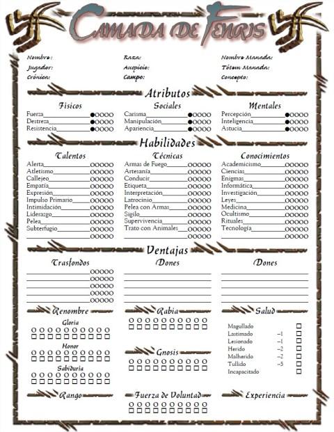 Camada de Fenris.pdf - Adobe Acrobat Reader DC