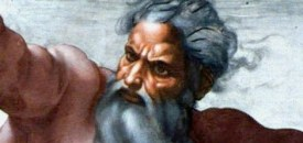 God Realizes He Forgot To Put Souls In Humans