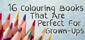16 Colouring Books That Are Perfect For Grown-Ups
