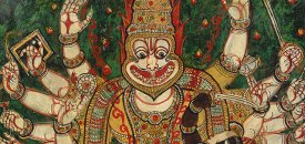 Narasimha: Mantra for Protection