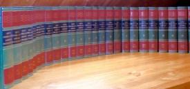 Big History in 25 Volumes, volumes 1 – 16