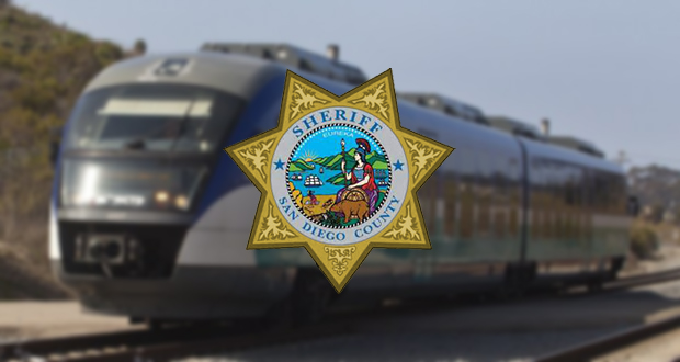 SPRINTER Train Hits Abandoned Vehicle on Track in Vista