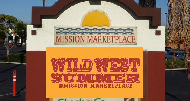 Free Weekly Summer Events at Mission Marketplace