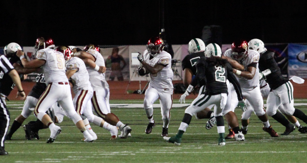 Early Miscues Cost Pirates, Fourth Quarter Rally Lifts Wildcats