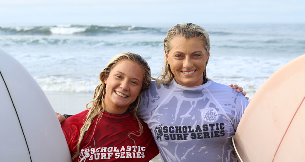 Scholastic Surf Series-San Diego High School Division 1 and 2 Results