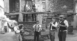 O grupo Pándega porá música ao magosto nos Anguieiros (Quiroga)