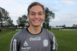 B-tekst: Anders Harlem Nilsen får sin seriedebut på A-laget i Øssiamålet denne sesongen.