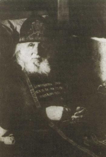 Алексий Зосимова пустынь