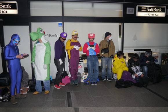 wiiu ventas japon Wii U se estrena en Japón con 308,570 unidades vendidas