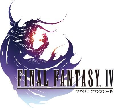 FFIVnds logo 400x380 Square Enix lanza Final Fantasy IV en Steam y parece que hará lo mismo con Final Fantasy XIII