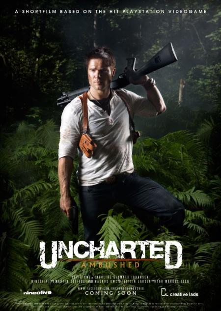 uncharted ambushed live action Uncharted: Ambushed, un corto live action hecho por fans