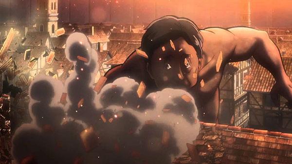 Attack Titan Crimson Bow Arrow 2014