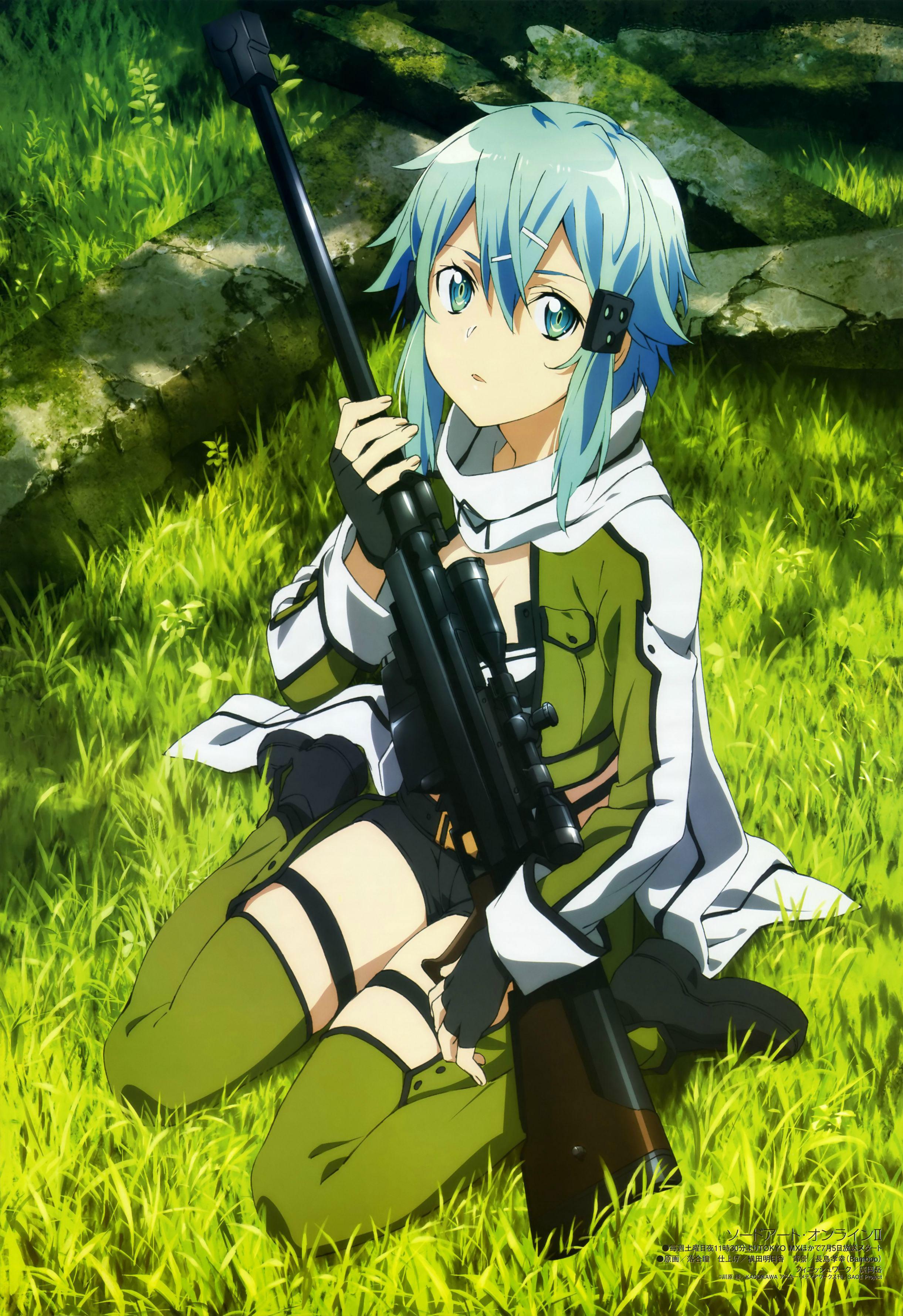 Sword Art Online June Visuals 01