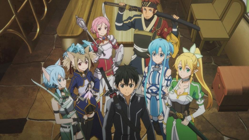 Sword-Art-Online-II-Episode-15-Preview-Image-6 - Sword Art Online II: Phantom Bullet 6/24+Offline 1/?? [Mega] [BD] [Finalizado]  - Anime Ligero [Descargas]