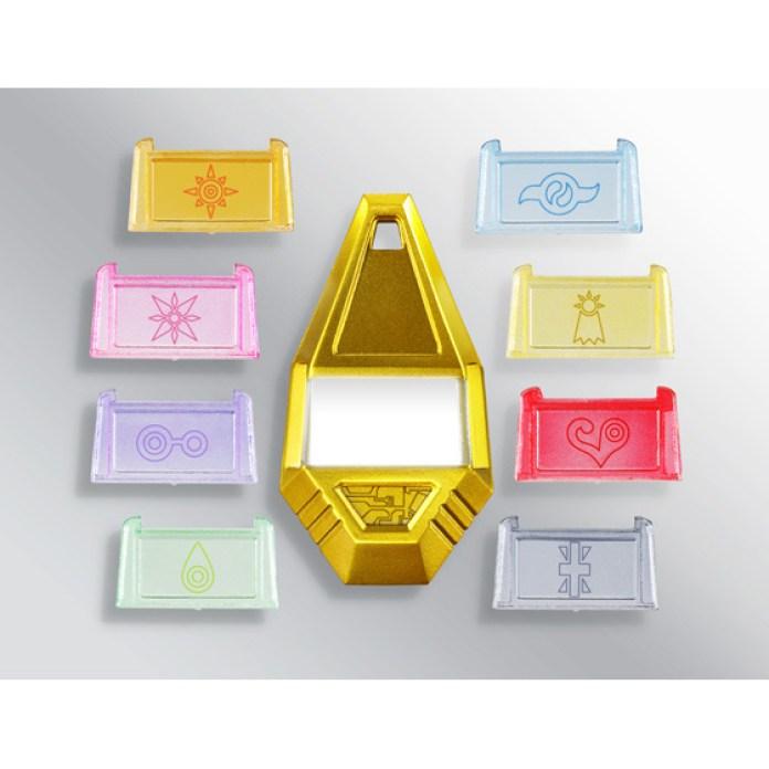 Digimon Crest Digivice Digimon-adventure-crests