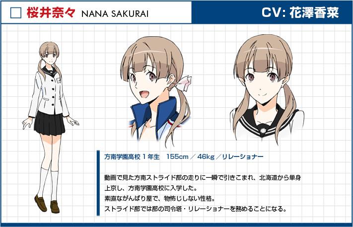 1 2 Prince Anime Characters : Otome game prince of stride alternative anime adaptation