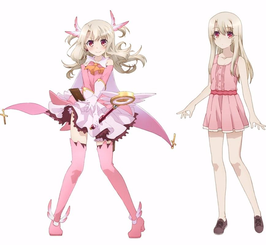 Fate-kaleid-Liner-Prisma-Illya-3rei!!-Character-Designs-Illyasviel-von-Einzbern