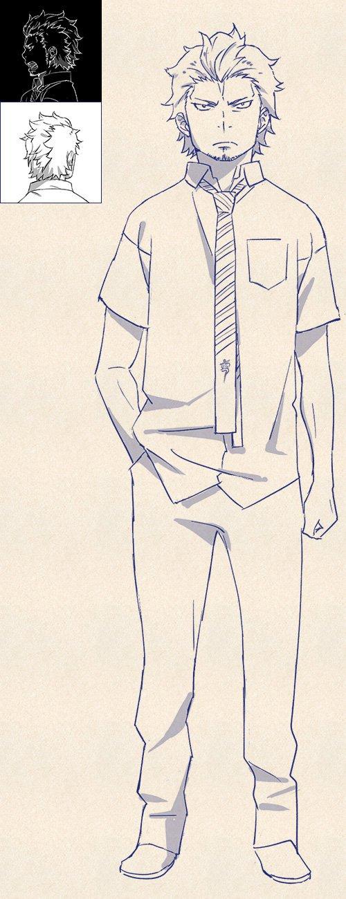 blue-exorcist-kyoto-impure-king-arc-character-designs-ryuuji-suguro