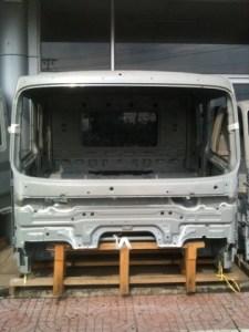 HD320 cabin