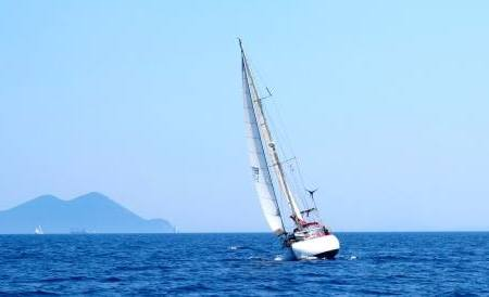 Griechenland Segeltörn vom 26.08.-03.09.2016