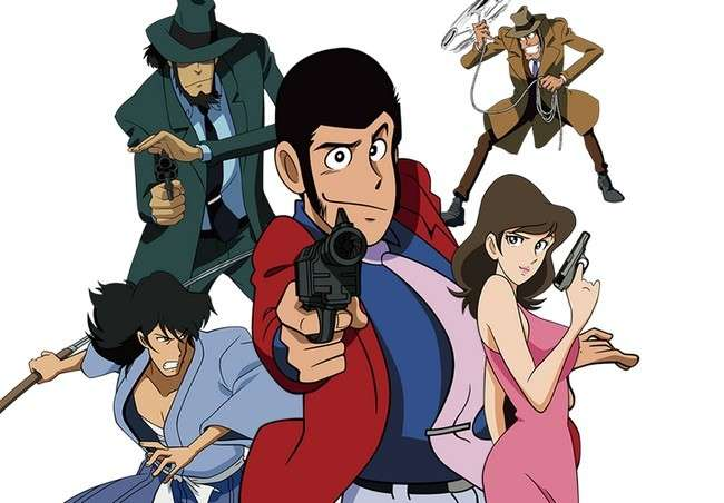 LUPIN III seconda serie