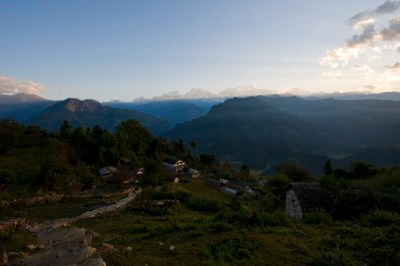The village of Puma