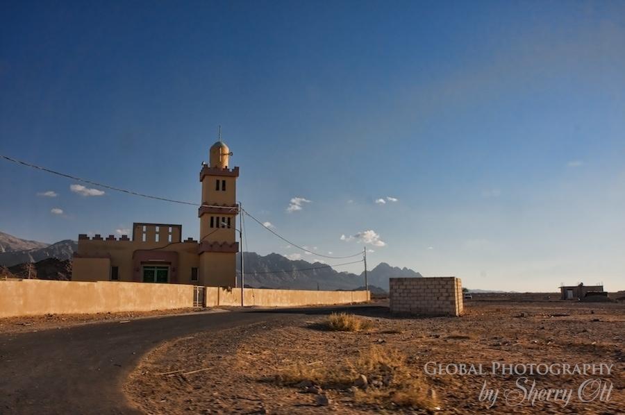 mosque feynan jordan