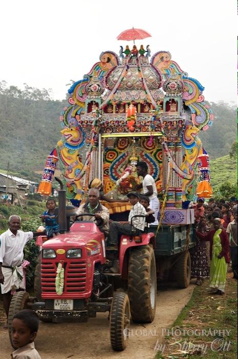 hindu procession